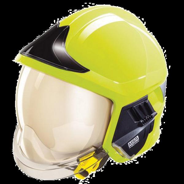 MSA Gallet F1XF Fire Helmet