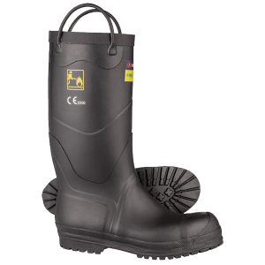 Firefighter wellies